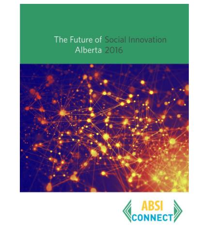 The Future of Social Innovation Alberta 2016
