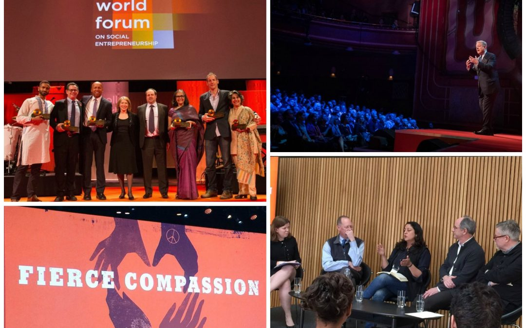 Reflections on the 2016 Skoll World Forum