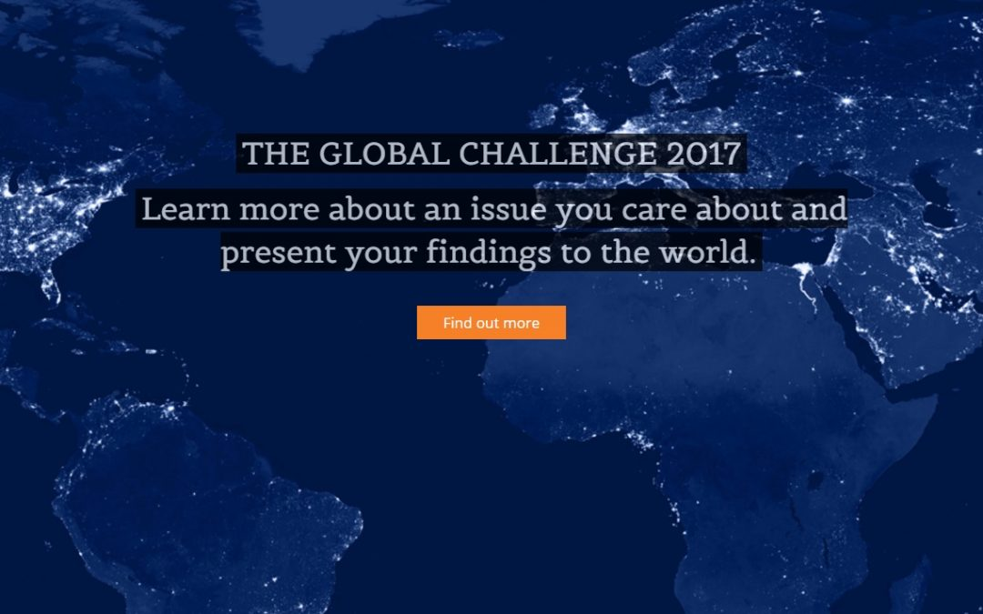 Calling all Canadian Post-Secondary Institutions: the Global Challenge is Coming to Canada. Register your school!