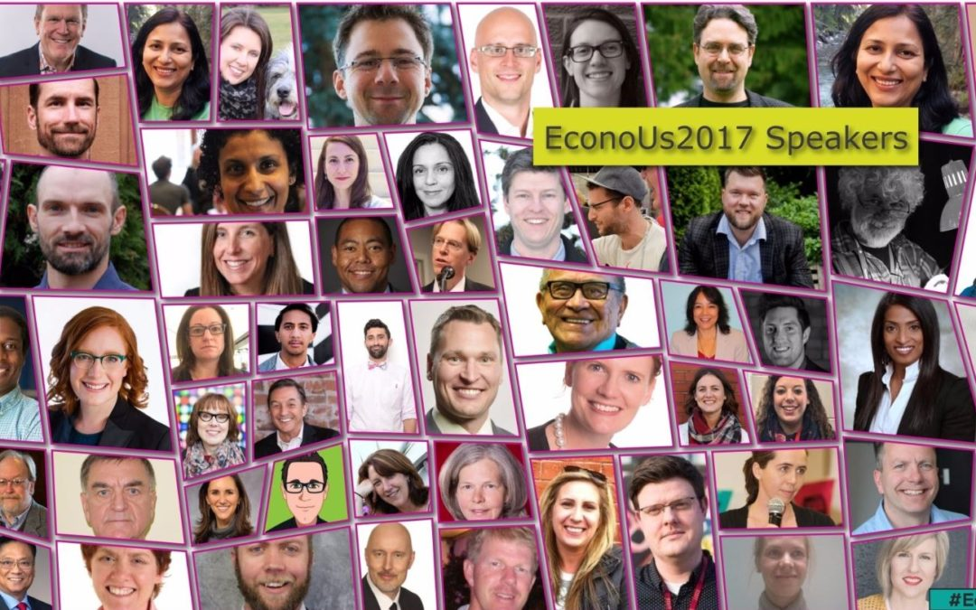 EconoUs2017– Innovating for Shared Prosperity